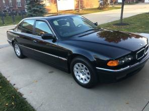 2000 BMW 740iL immaculate classic car