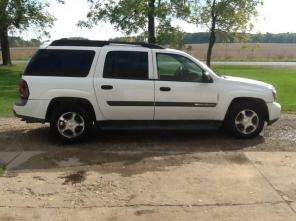 2005 Chevy trailbblazer