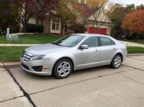 2010 Ford Fusion 94k Original Owner