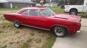 Mint 1968 Plymouth GTX 440 Auto
