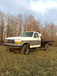 1994 ford f250 diesel 5 speed