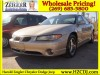 2001 Pontiac Grand Prix 4 Dr Sedan GT
